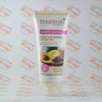 ماسک پاکسازی صورت ارگانیک پتال فرش PetalFresh مدل Avocado + Green Tea