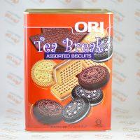 بیسکویت کرم دار اوری ORI مدل Tea Break