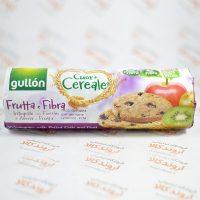 بیسکویت رژیمی گالن gullon مدل Frutta e Fibra