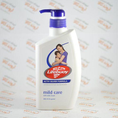 شامپو بدن لایف بوی Lifebuoy مدل mild care