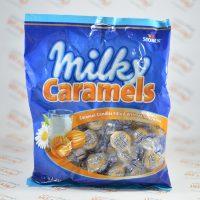 آبنبات مغزدار کاراملی milkey Caramels