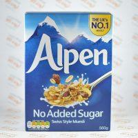 غلات صبحانه رژیمی آلپن Alpen مدل No Sugar