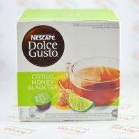 کپسول قهوه نسکافه dolce gusto مدلCitrus Honey Black tea