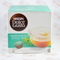 کپسول قهوه نسکافه dolce gusto مدلMARRAKESH STYLE TEA