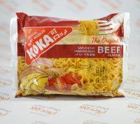 نودل نیمه آماده کوکا KOKA مدل BEEF