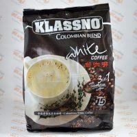 قهوه سفید فوری کلاسنو KLASSNO مدل White coffee