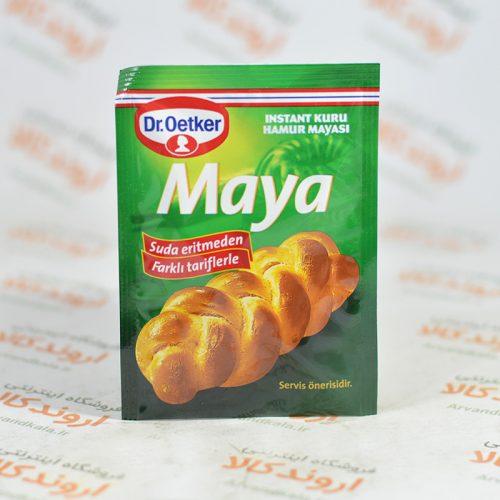 مخمر خشک فوری مایا Maya