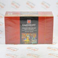 چای کیسه ای EMINENT مدل (50 عددی )ENGLISH BREAKFAST