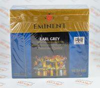 چای کیسه ای EMINENT مدل (100 عددی) EARL GREY