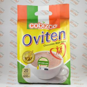 پودر مخلوط کاکائو و مالت اوویتن کوبیزکو cobizco مدل Oviten