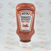 سس گوجه تند هاینز HEINZ مدل FIERY CHILLI
