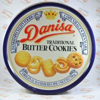 بیسکوئیت کره ای دانیسا Danisa مدل Butter Cookies