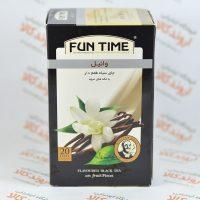 چای سیاه وانیل فان تایم FUN TIME مدل VANILLA