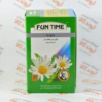 چای سبز بابونه فان تاین FUN TIME مدل CHAMOMILE