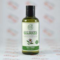 شامپو درمانی ضد شوره پتال فرش petalfresh مدل tea tree