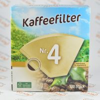 فیلتر قهوه شماره 4 کافی فیلتر Kaffeefilter مدل Nr.4