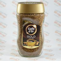 قهوه فوری کافه دی اور Cafe d'or مدل GOLD