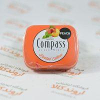 خوشبو کننده دهان Compass مدل PEACH