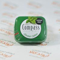 خوشبو کننده دهان Compass مدل PEPPER MINT