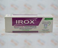 خمیر دندان آیروکس IROX مدل SENSITIVE