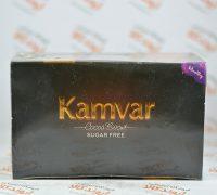 بیسکوئیت کاکائویی کامور KAMVAR مدل COCOA BISCUIT