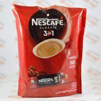پودر قهوه فوری نسکافه NESCAFE مدل CLASSIC 3 IN 1