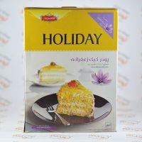 پودر کیک زعفرانی شاهسوند SHAHSAVAND