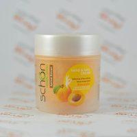 کرم دست و ناخن شون SCHON مدل Apricot Extract