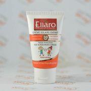 کرم ضد آفتاب کودک الارو Ellaro مدل SPF 30