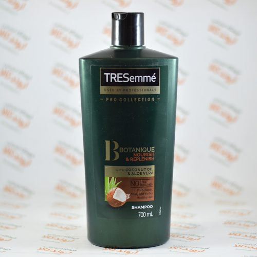 شامپو گیاهی ترزمه TRESemme مدل dNOURISH & REPLENISH(700ml)