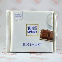 شکلات ریتر اسپرت Ritter Sport مدل Joghurt