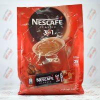پودر مخلوط قهوه فوری 3 در 1 نسکافه NESCAFE مدل CLASSIC