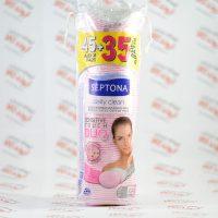 پد پاک کننده آرایش سپتونا SEPTONA مدل SILK PROTEIN