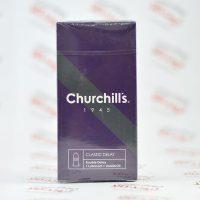 کاندوم چرچیل churchills مدل CLASSIC DELAY