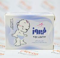 صابون فیروز FIROOZ مدل (BABY SOAP(100gr