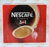پودر قهوه فوری نسکافه NESCAFE جعبه ای مدل CLASSIC 3 IN 1