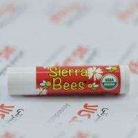 لیپ بالم ارگانیک Sierra Bees مدل Pomegranate
