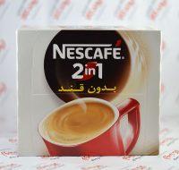 پودر مخلوط قهوه فوری نسکافه NESCAFE مدل 2IN1