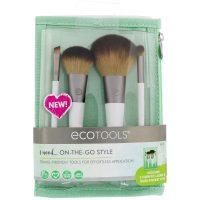 ست قلم آرایشی چهار عددی EcoTools مدل On The Go Style