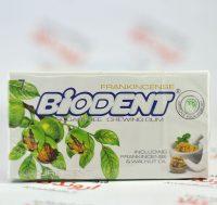 آدامس بدون شکر بیودنت BioDENT مدل Frankincense