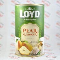 دمنوش گیاهی Loyd مدل Pear & Ginger