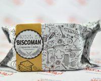 کراکر بیسکومن Biscoman مدل کاپوچینو