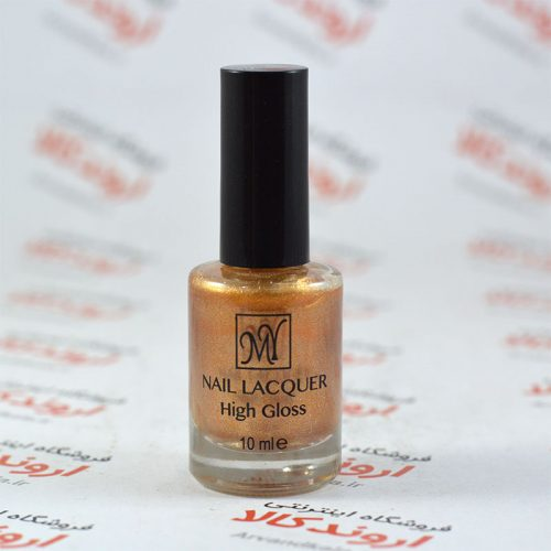 لاک ناخن مای My مدل Golden 413