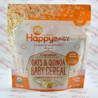 سرلاک هپی بیبی Happy Baby مدل Oats & Quinoa