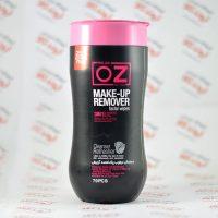 دستمال مرطوب پاک کننده آرایش Oz