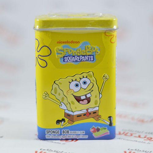آدامس میوه ای سانریو Sanrio مدل Spongebob