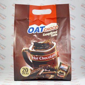 پودرشکلات داغ اوت چکو Oat Choco مدل Hot Chocolate