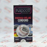 کاندوم کاپوت Kapoot مدل Energy + Delay