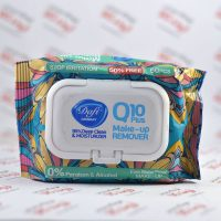دستمال مرطوب پاک کننده آرایش دافی Dafi مدل Stop Irritation