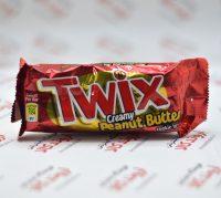 شکلات تویکس Twix مدل Peanut Butter